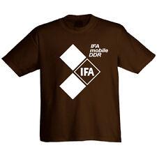 IFA t-shirt, GDR, w50, Trabant, wartburg, rda, VEB, NVA, MZ, Sansón, GST, ostalgie s-2xl