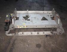 Industrial positioner rotator welding AB AC servo motor Boston gearbox trunion