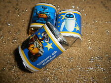 GLOSSY WALL-E PERSONALIZED HERSHEY NUGGET WRAPPERS BIRTHDAY PARTY FAVORS