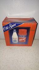 NOS 3355 Men's After Shave Old Spice 2 1/8 oz. & 3 oz shaving cream. Box Set