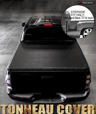 "SNAP-ON TONNEAU COVER 1999-2007 SILVERADO/SIERRA STEPSIDE 6.5 FT 78"" SHORT BED"