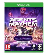 Agents of Chaos   XBOX One