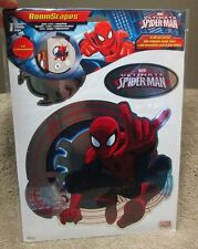 roomscapes spiderman mirrored 3d wall accent stickers