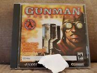 Gunman Chronicles: Pc Video Game Powered By The Half-Life Engine  Sierra Stuios