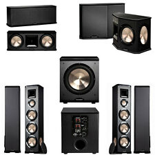 BIC Acoustech PL-980 5.1 Home Theater System- PL-200