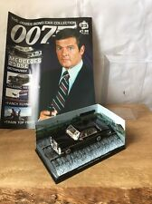 007 James Bond Car Collection No 23 Mercedes 250SE Octopussy