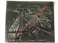 Luftbild Waggonbau Halle 100 - Gotha-Ost 11.05.1945 Thüringen