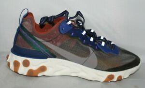 Nike react Element 87 Dusty Peach Men's Shoes Size 6.5  AQ1090-200 NWOB