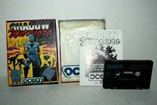 SHADOW WARRIORS GIOCO USATO COMMODORE 64 EDIZIONE EUROPEA DM1 41316