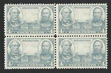 1936 - ROBERT E. LEE & STONEWALL JACKSON - CONFEDERATE GENERALS U.S. STAMPS MINT