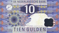 Niederlande / Netherlands 10 Gulden 1997 Pick 099 (1)