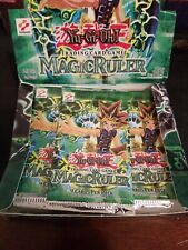 (1) Yugioh! MAGIC RULER Booster factory sealed