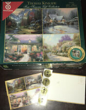 Ceaco Thomas Kinkade Four seasons gift collection Jigsaw puzzle Painter Of Light