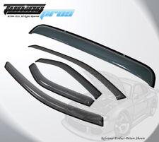 Outside-Mounted Light Grey JDM Sunroof Visor 5pcs For Volkswagen Golf 1999-2005