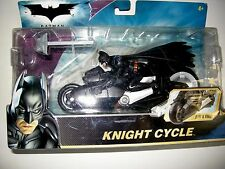 Batman Toy Figure Dark Knight Cycle Mattel Movie Vehicle WB Action 4+ Collect