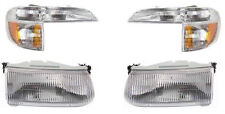 1995 - 2001 FORD EXPLORER HEADLIGHTS AND CORNER LAMPS LIGHTS COMBO