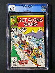 Get Along Gang #1 CGC 9.4 (1985)