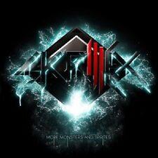 Skrillex-more terribile Monsters & Sprite VINILE LP DUB STEP TECHNO DANCE NUOVO