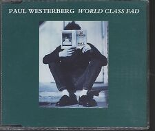 Paul Westerberg - World Class Fad - Green Slv CD single