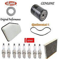 Tune Up Kit Filters Spark Plugs Belt for Lexus SC430 2002-2006
