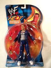 KURT ANGLE  WWF 2001 Jakks Pacific Sunday Night Heat Rebellion Series 3 TTL