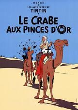 Herge - Les Aventures de Tintin: Le Crabe Aux Pinces D'or Lot 302
