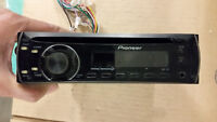 Pioneer DEH-11 CD Player In Dash Receiver AUX MP3 RADIO AFTER MARKET STEREO
