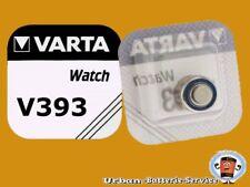 30 x Varta V393 SR48W SR754W SR48 oxyde d'argent Pile-bouton pour horloge/montre