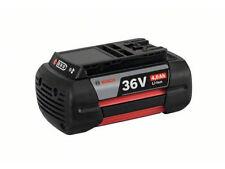 Baterías y cargadores Bosch 36V para herramientas eléctricas de bricolaje