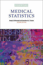 Essential Medical Statistics (Essentials), Good, Betty Kirkwood, Jonathan Sterne