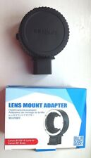JJC Lens Mount Adapter for EF EF-S Lens to Canon RF Mount EOS R RP