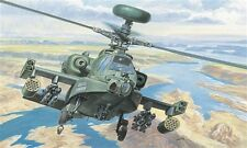 080 ITALERI AH-64 D APACHE LONGBOW 1/72 HELICOPTER PLASTIC MODEL KIT SCALE 1/72