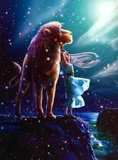"Jigsaw Puzzles[Glow] 1000 Pieces ""Constellation : Leo"" / J.Kagaya"