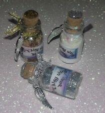 🧚 Gorgeous Fairy Wing Dust/ Unique Fairy Dust Bottle and charm/ Favour /Gift🧚