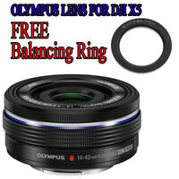 OLYMPUS M.ZUIKO DIGITAL 14-42mm F3.5-5.6 EZ Lens for DJI Zenmuse X5 Camera Gift