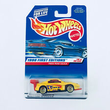 Hot Wheels #652 Pikes Peak Celica 1998 First Editions