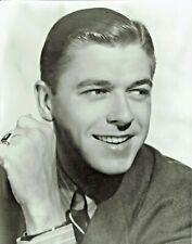 Ronald Reagan Vintage Portrait Photograph 10 x 8