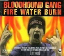 BLOODHOUND GANG - FIRE WATER BURN - CD MAXI JEWEL CASE 4 TITRES 1997