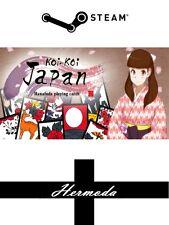 Koi-Koi Giappone Steam Key-per PC o Mac (stesso giorno di spedizione)