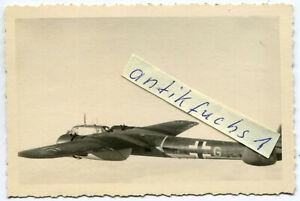 Foto : Dornier Do 17 Kampf-Flugzeug mit F1 + G im Flug nach England im 2.WK