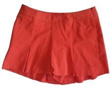 Nike Sport Knit Women's Skort Laser Crimson Size 4