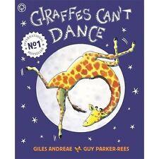 Giraffes Cant Dance Childrens Book Story Gift Kids Animals Stocking Filler