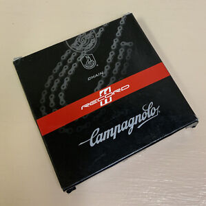 Campy Record 11 Speed Ultra Narrow Chain Chains Campagnolo 5.5mm CN11-RE1