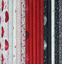 Patchworkstoffe mit Herzen Meterware Baumwollstoffe Patchwork Baumwolle 16,80€/m