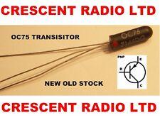 OC75 vintage transistor new old stock fuzz