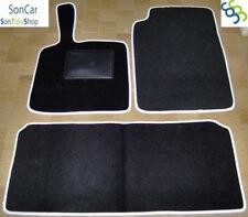 SMART ForTwo TAPPETI tappetini AUTO SU MISURA + 2 block