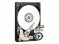"Western Digital AV-25 500GB,Internal,5400 RPM,6.35 cm (2.5"") (WD5000LUCT) Mobile HDD"