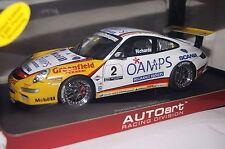Porsche 911 (997) gt3 Australian Carrera Cup #2 1:18 AUTOart NOUVEAU & OVP 80670