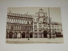 NAYA / VENISE VENEZIA 1870 VUE VENISE [4] VINTAGE Albumen Print PHOTO / FOTO