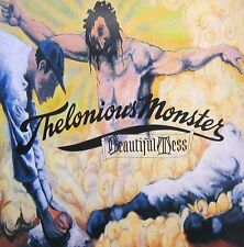 THELONIOUS MONSTER POSTER, BEAUTIFUL (SQ8)